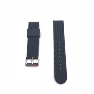 2018 new arrival high quality wholesale soft silicone rubber watch band strap 18 20 22 24 26 mm with quick release spring bar