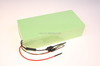 36v 20ah lithium battery pack for electric scooter