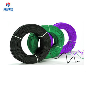 Custom Price List Of Wire Electrical House Wiring Thin Soft Electrical Wire Wholesale