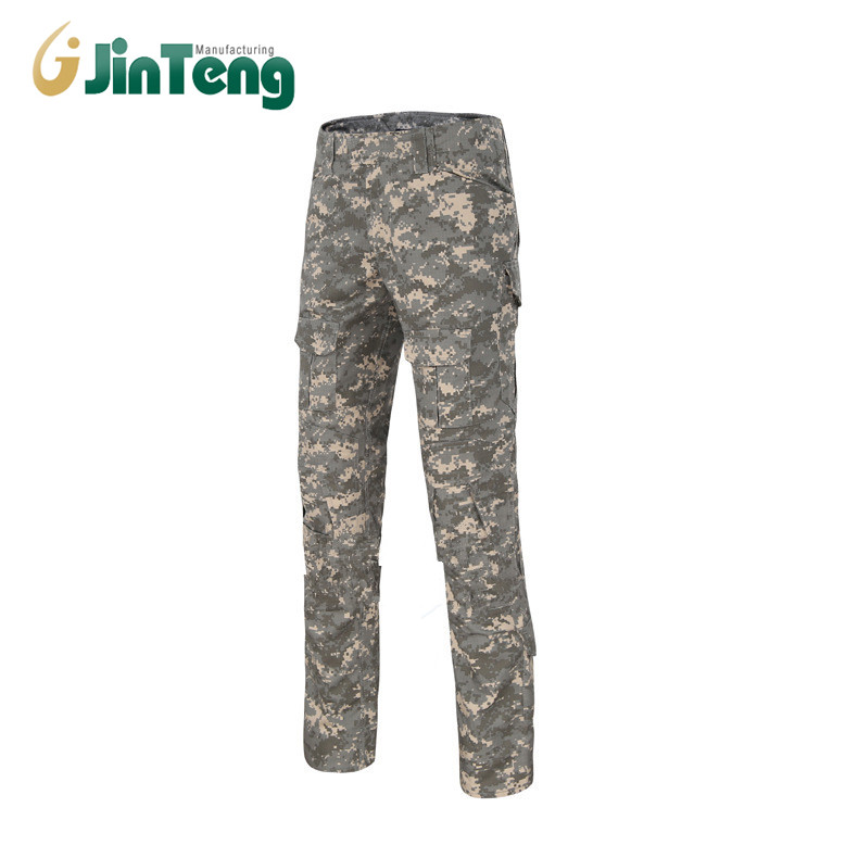 Hot Sale Men's Universal Camo Hunting Clothing Cheap Frog Suit Wholesale Waterproof Tactical Pants