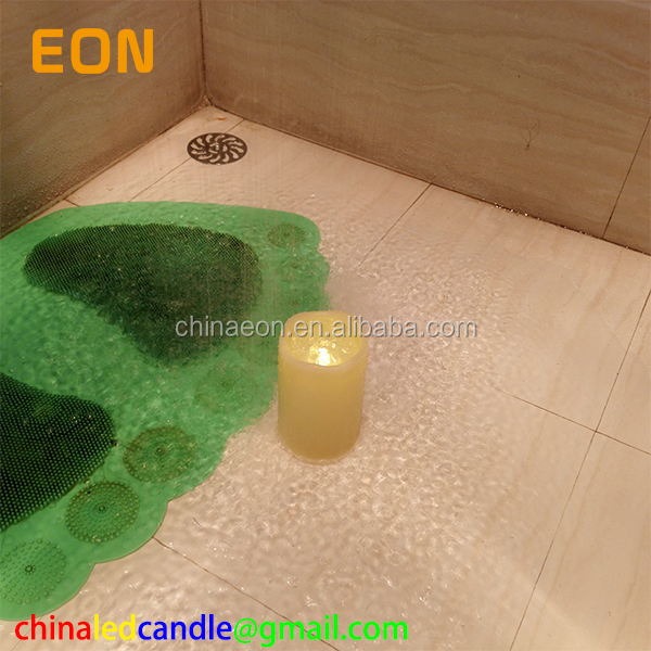 C702-W Outdoor use LED waterproof candle