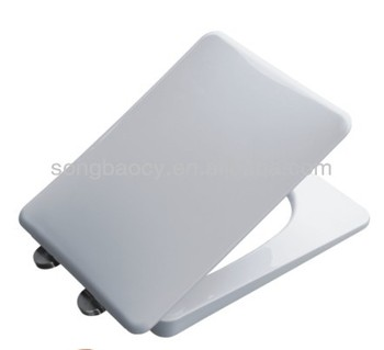 061 Square Shape Plastic Quick Release Toilet Seat Cover Buy Appealing  Shaped Gallery Best Inspiration.