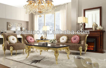 European Luxury Victorian Series Furniture, Living Room Furniture Sofa  Couch Set,Reclining Sofa Chair