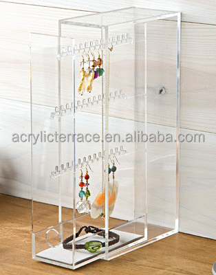 Fa131101026-high Quality Transparent Acrylic Jewelry Storage Box ...