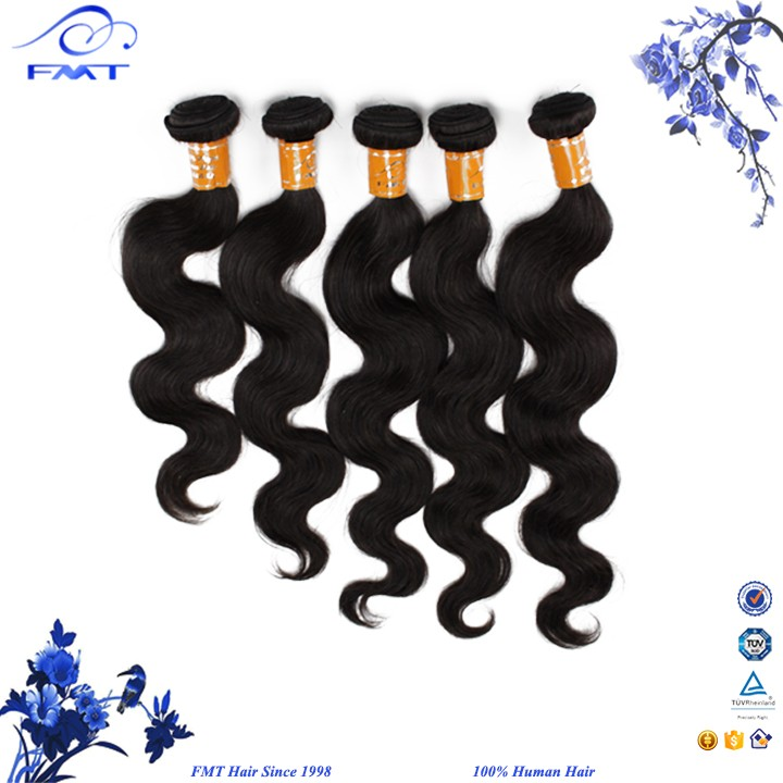 "Best Prices 10-40"" Inch Brazilian hair, Body Wave meche human hair 100% brazilian Raw Brazilian Virgin Hair"