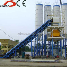 Price of ready mix concrete batching station HZS60 layout