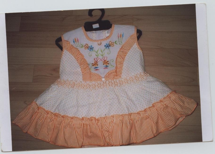 Cotton Baby Frocks