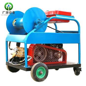 15kw electric motor power drive sewer cleaner drain pipe cleaner