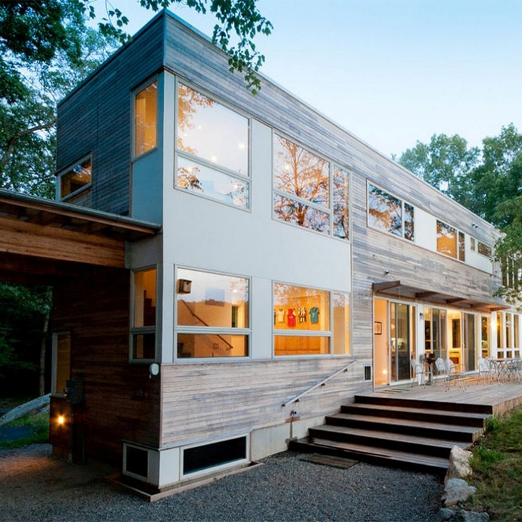 The Latest Design Luxury 40ft Prefab Shipping Container Homes For ...