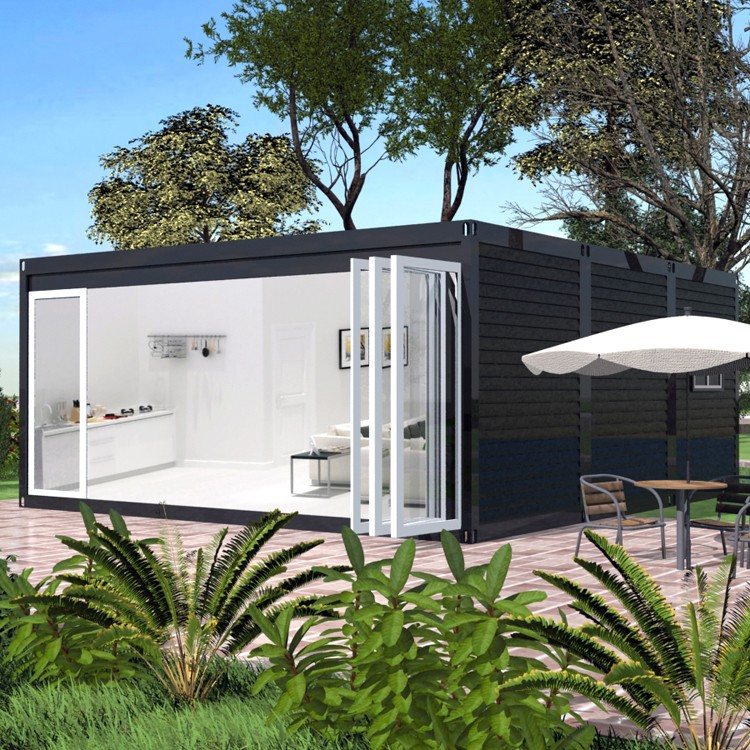 Luxury Two Bedroom Ce Certificated Prefab Container House On Sale - on green roof structure design, single container interior design, container construction, container architecture design, container home, kerala home plans and design, shipping container design, container box houses, steel container design, container buildings design, small 16x20 homes design, big boom design, container cabin design, storage container design, container cafe design, container store design, container restaurant design, container shop design, prefab warehouse design, container studio design,