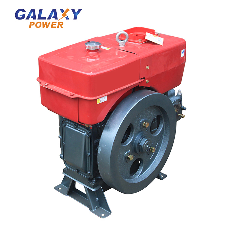 agriculture equipment mini walking tractor diesel engine