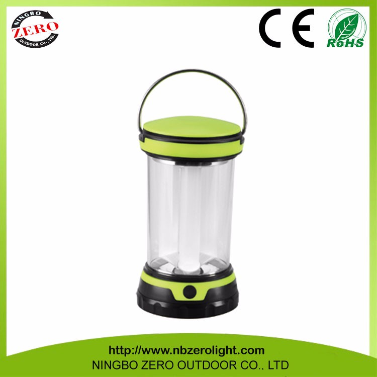 Custom High Quality Plastic Led Camping Lantern For Tent And Camping