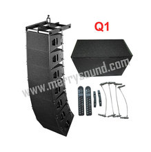 Professionale altoparlante esterno linea array q1 q-sub <span class=keywords><strong>pro</strong></span> <span class=keywords><strong>audio</strong></span>, sound system concerto
