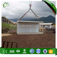 High Strength WPC,PVC,Sandwich Panel House Building Photo