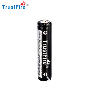 TrustFire 3.7V 600mah rechargeable small cylindrical battery,hot sale aaa/10440 battery portable