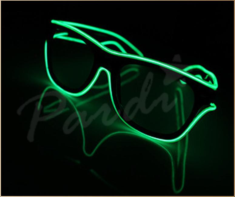 El Wire Light Up Sunglasses,Glow Glasses,Wholesale El Glasses - Buy ...