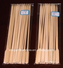 Paddle Bamboo BBQ sticks