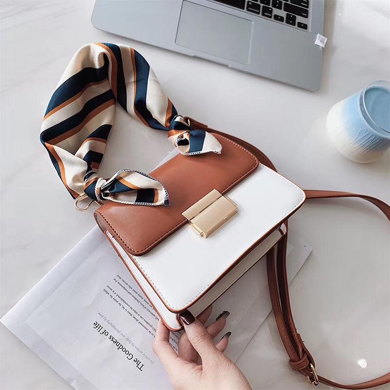 1c4aff911643 Сумка фабричная Женская стильная сумка pu кожаная сумка через плечо для  ежедневного использования