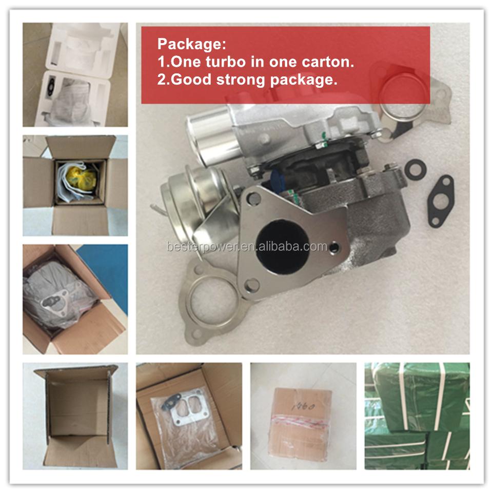 17201-30160 Turbocharger 1720130160 Turbo para Toyota Hilux 1KD-FTV