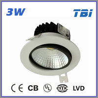 2016 new hot 3W LED Downlight led lighting bulbs for the home
