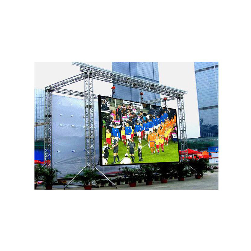Cheap price SMD RGB P10 waterproof IP65 outdoor rental use big video wall <strong>led</strong> <strong>display</strong> with good quality