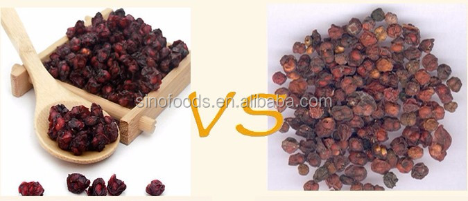 Wu Wei Zi OEM Welcome Best Supplier you can trust Dried Schisandra Chinensis