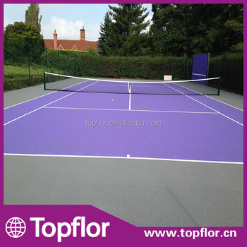 Court de tennis ext rieur sport tapis de sol buy product for Eclairage court de tennis exterieur