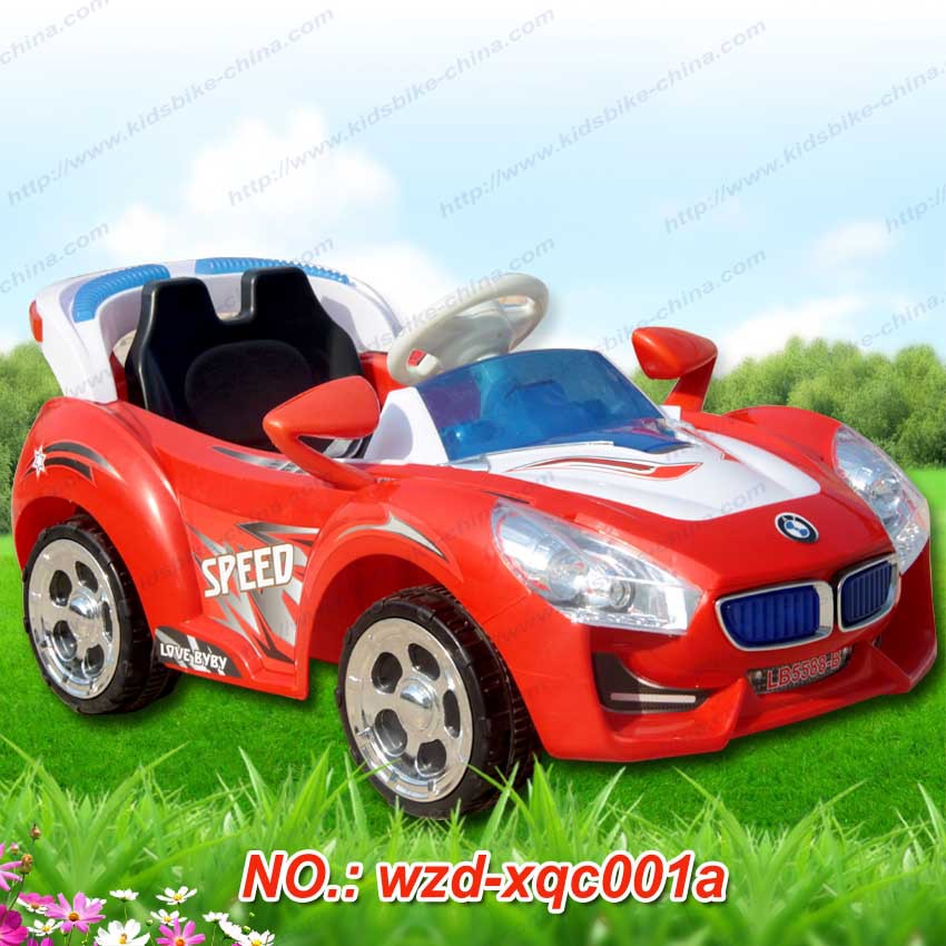 Contractible Electric Car For Kids Big Kids Ride On Car