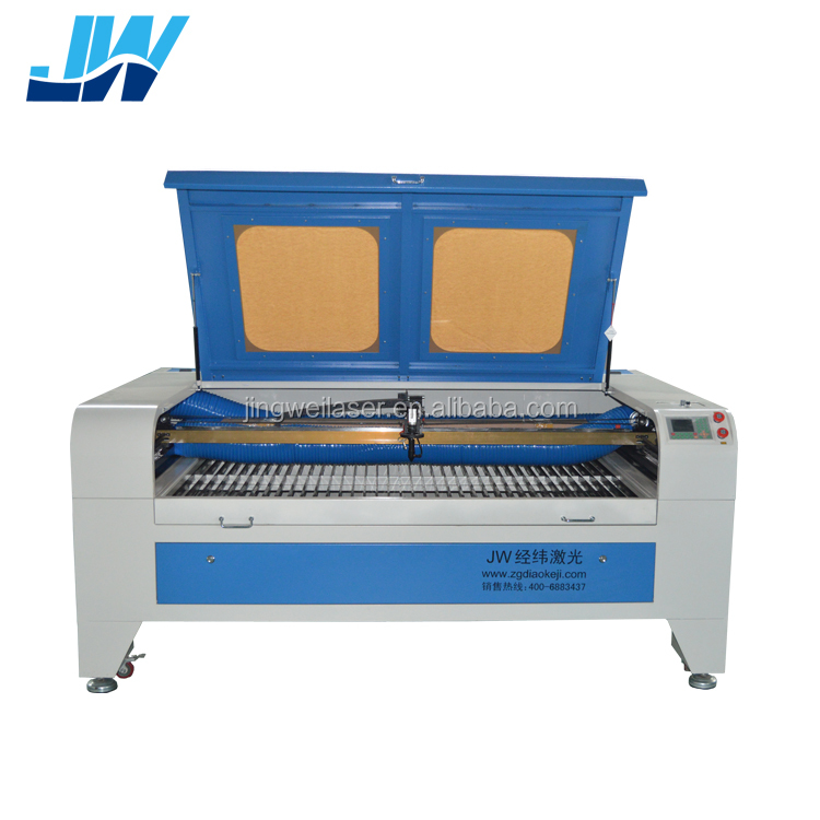 jingwei cnc 1610 co2  laser engraving and  cutting machine price