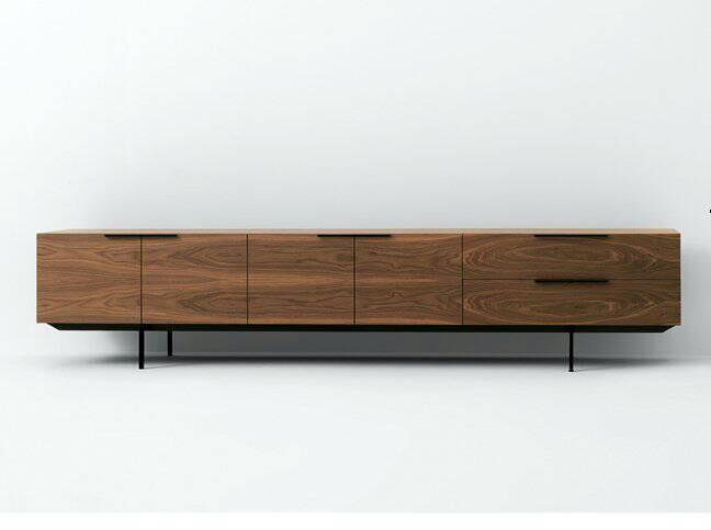 tv m bel holz. Black Bedroom Furniture Sets. Home Design Ideas