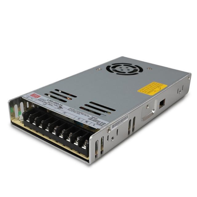 Color: LRS-350-48 Utini LRS-350 Switching Power Supply 12V 24V 36V 48V 350W Original MW Taiwan Brand LRS-350-24 - 48V