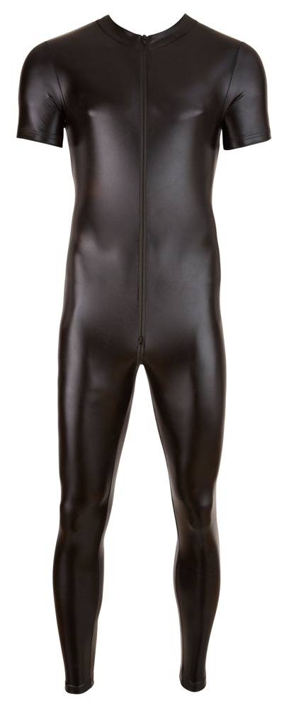 zentai full body suit vinyl leather mens latex catsuitcatsuit for men