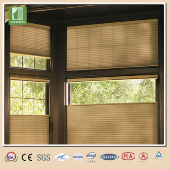 honeycomb blinds cellular blinds cordless top down bottom up cellular shades