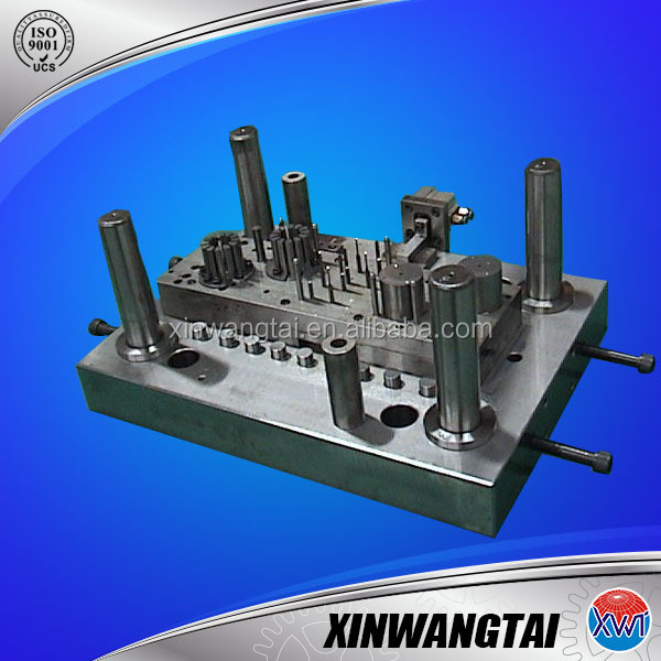 New Professional CNC machining Precision electronic mold detectors