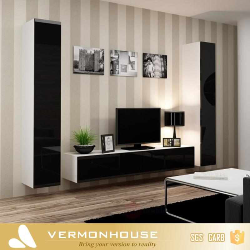 2018 New Apartmemt Small Tv Cabinet Furniture Design