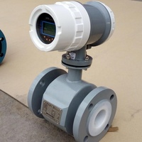 electromagnetic water flow measurement device 50mm 40mm