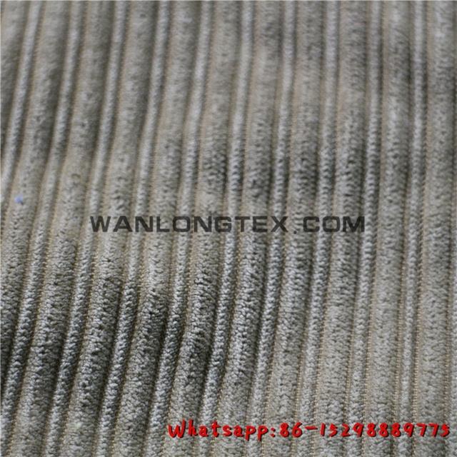 Wide Wale Corduroy Fabric For Sofa Furniture