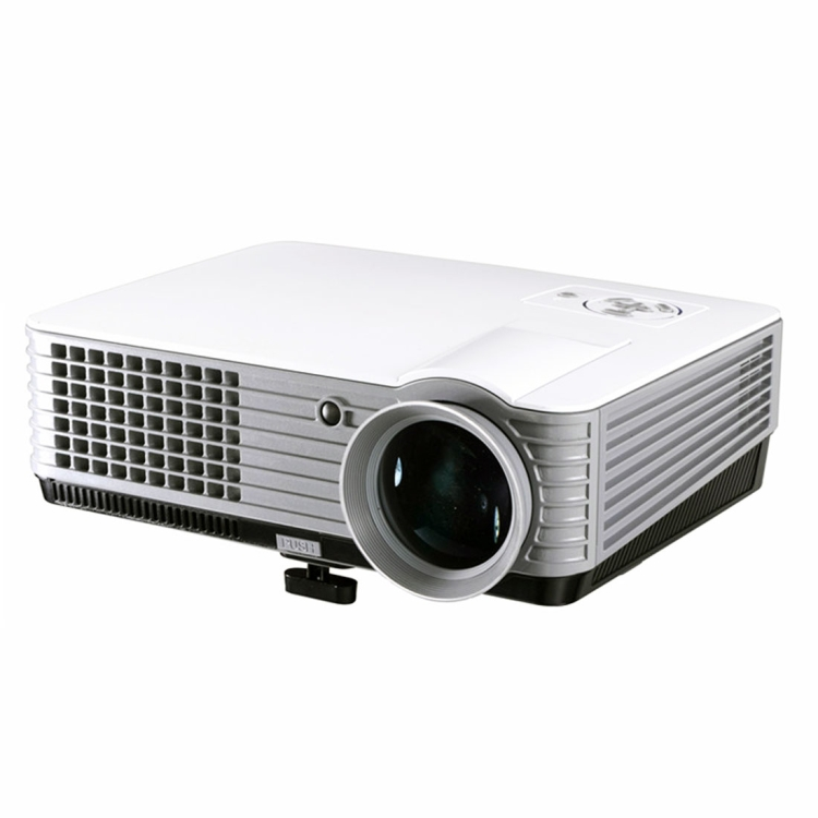 1800 Lumens LED Projector HD Home Theater with Remote Controller