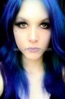 Hair Color Midnight Blue Semi Permanent Hair Dye - Buy Hair Colour ...