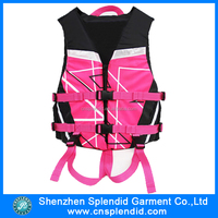 Custom high quality safety protect water activated life vest