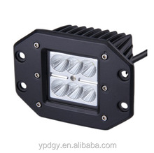 18w led work light with side cob led work light automotive led work lights