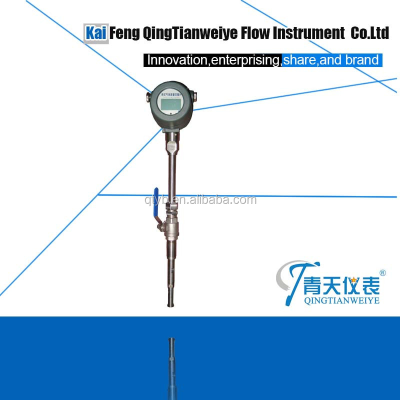 Thermal Mass Flow Meter digital gas flow meter for O2 and CO2