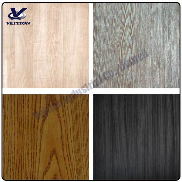 Dongguan manufacturer-decor paper for furniture flooring, decorative paper