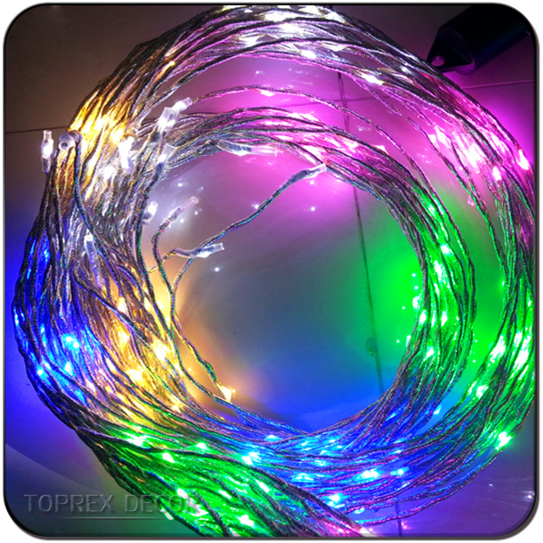 3M 5M 10M beauty decorative mini led chain lights for pageant decorations