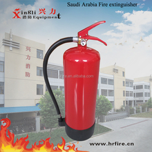 saudi arabia abc dry powder fire extinguisher 6kg,manufacturer of fire fighting equipment