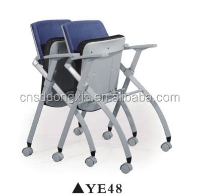 C modo apilable silla de oficina caster wheel rotaci n for Cojin silla oficina