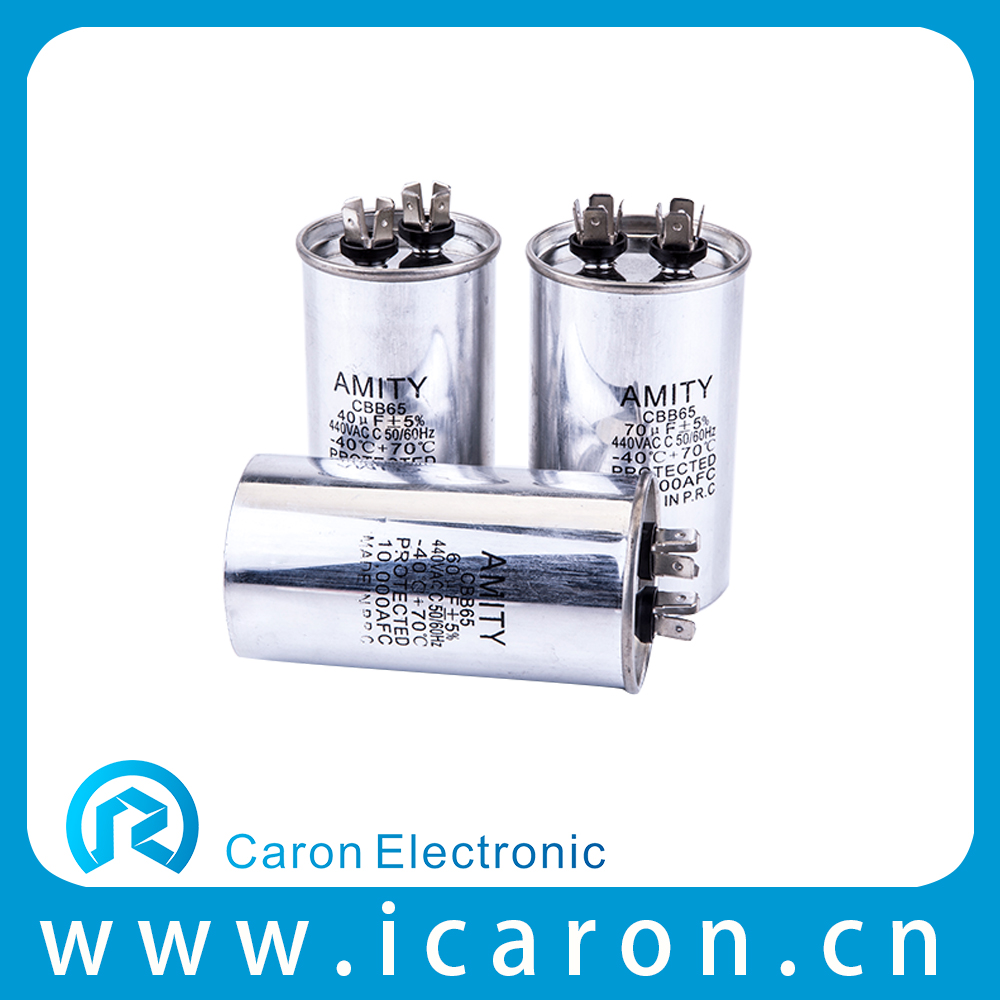 Good Sale Factory Wholesale Factory Direct Wuxi Motor Capacitor Cbb65
