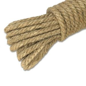 sisal,Jute,manila,coir,hemp Material machine made Type twist jute rope