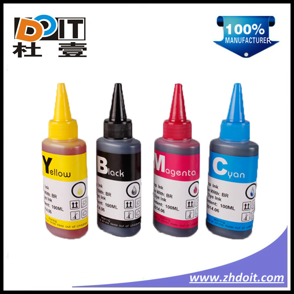 Inkjet Printer ! Universal Dye Ink Pigment Ink For Brother Lc563 ...