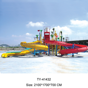 attractive theme park equipment for kids, commercial water park equipment